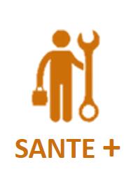 logo Santé +