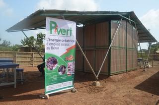 Pôle Innovation Verte, Energie Rurale